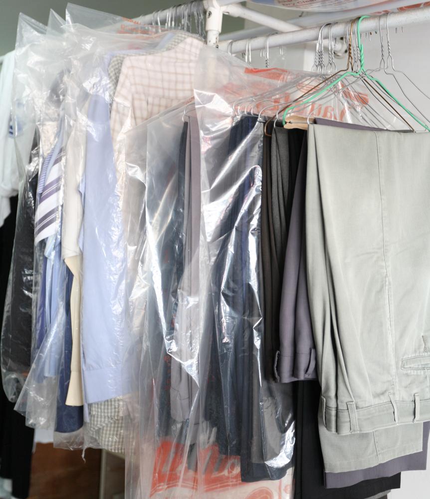 لباس های شسته شده