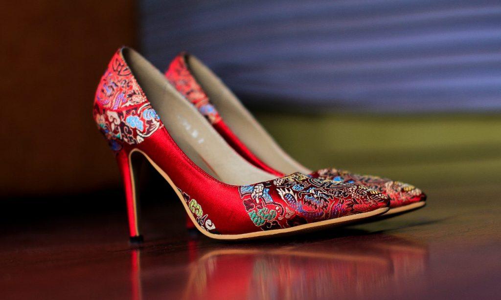 کفش ساتن