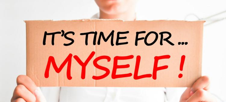 زمانی برای خودتان